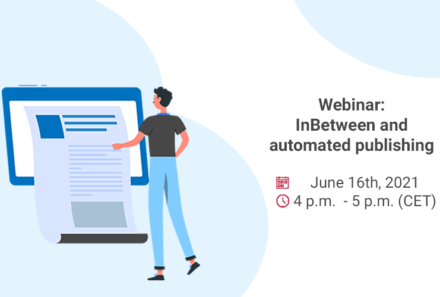 """Online Session: """"InBetween and Automated Publishing"""""""